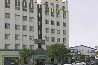 Building, Serrano Towers, 0