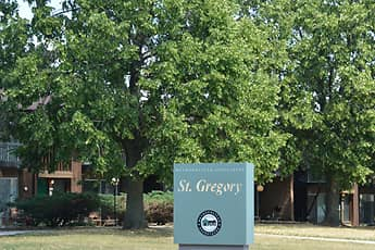 Community Signage, St. Gregory Apartments, 0