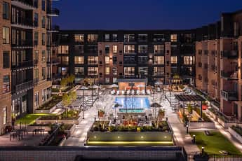 The Expo Apartments/Townhomes, 0