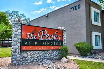 Community Signage, Peaks at Redington, 2