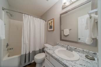 Bathroom, Haven at Research Triangle Park, 2