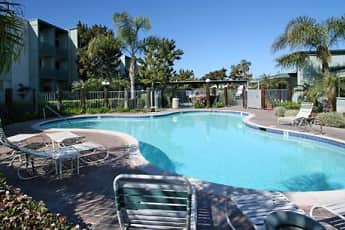 Pool, Cedar Shores Apartments, 0