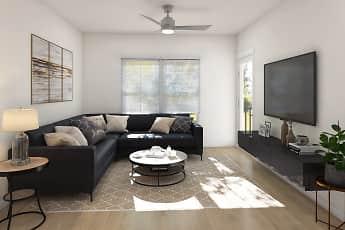 Living Room, Alvera at the Meadows, 1