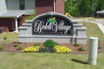Community Signage, Bedell Village, 0