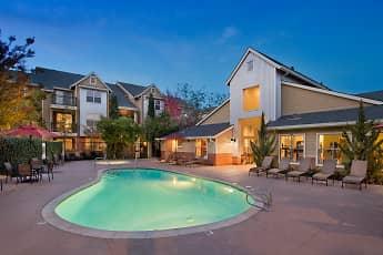 Pool, Azure Apartment Homes, 1