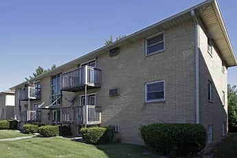 Building, Bay Terrace Apartments, 0