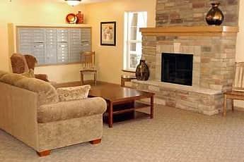 Living Room, Farmstead Estates, 0