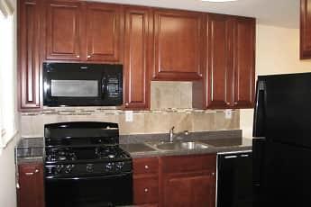 Kitchen, Yorkewood Apartments, 0