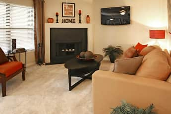Living Room, Enclave at Northwood, 0
