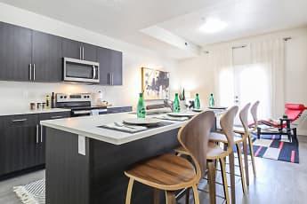 Kitchen, Lehi Tech Apartments, 0