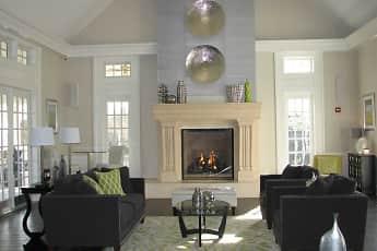Living Room, Knoll Crest, 1