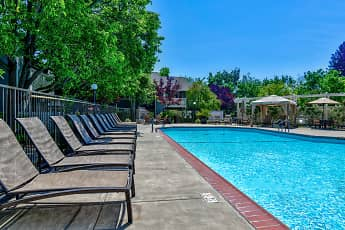 Pool, The Villages Apartment Homes, 1