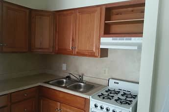Kitchen, Martin D. Popky, B'nai B'rith Senior Apartments, 0