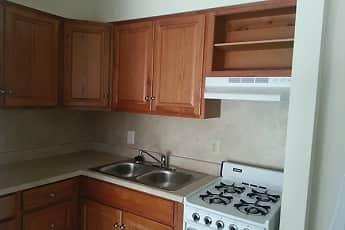 Kitchen, Martin D. Popky, B'nai B'rith Senior Apartments, 0