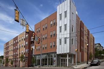 Building, The Avenue Apartments, 0