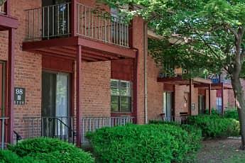 Building, Cedar Arms, 0
