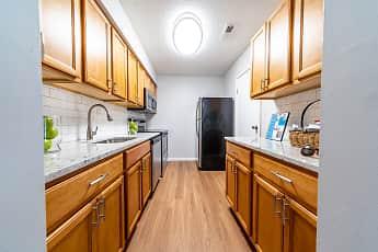 Kitchen, Ramblewood Village, 1