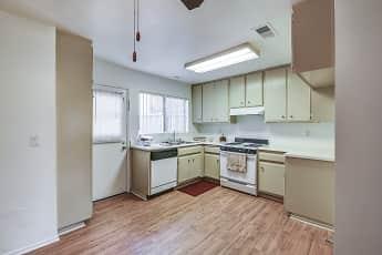 Kitchen, Park Place Townhomes, 0