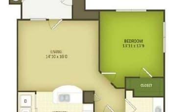 Community Signage, Merritt Legacy Apartments, 0