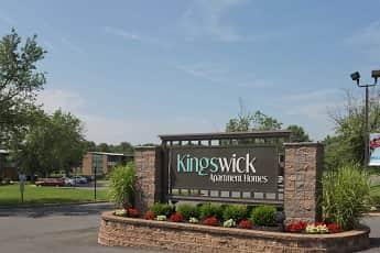 Community Signage, Kingswick Apartments, 0