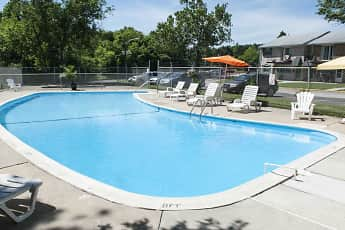 Pool, Jamestown Square Apartments, 2