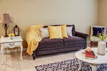 Living Room, Bloomingdale Terrace, 1