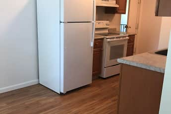 Kitchen, Geneseo Heights Apartments, 0