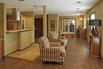 Living Room, The Residences at Linwood, 1