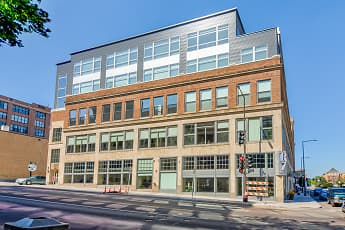 Building, R7 Lofts, 2