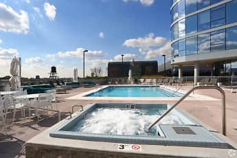 Pool, The Residences at NewCity, 2