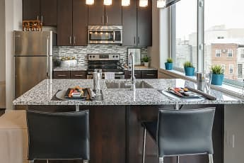 Kitchen, 1200 Washington, 0