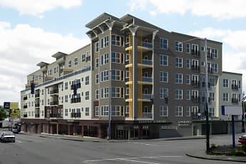 Building, Sixth & Alder, 0
