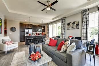 Living Room, Barclay Chase at Marlton, 1