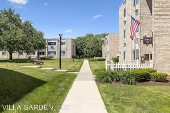 Building, Villa Garden Apartments, 0