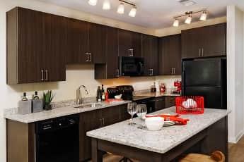Kitchen, Avalon Mosaic, 1