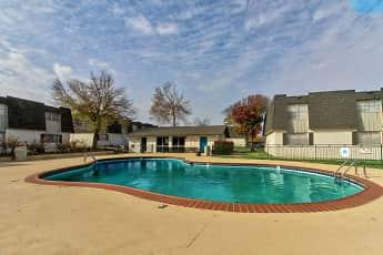 Pool, Crosby Park, 0