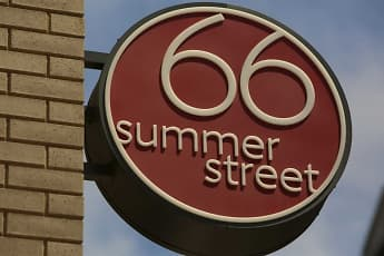 Community Signage, 66 Summer Street, 1
