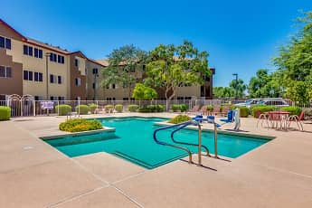 Pool, Discovery Point Retirement Community, 0