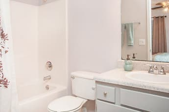 Bathroom, Crystal Lake, 2