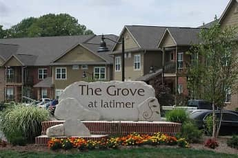 Community Signage, The Grove At Latimer, 0