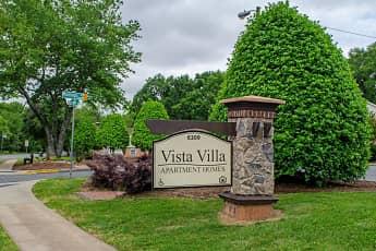 Community Signage, Vista Villa, 0