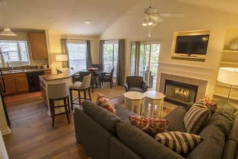 Living Room, Crescent Arbors Apartment Homes, LLC, 0
