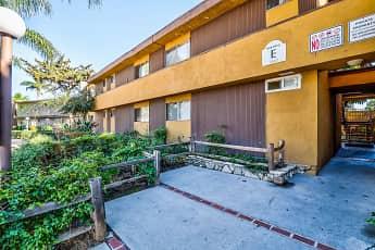 Building, Palm Gate Apartments, 0