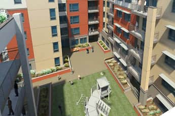 Rendering, The Terraces at Nevin, 0