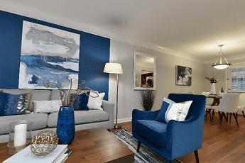 Living Room, The Preserve at Crestwood, 0