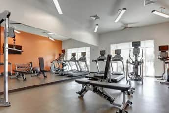 Fitness Weight Room, The Flats at Kennett, 2