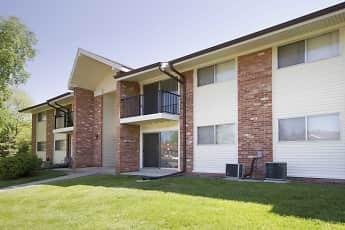 Building, River Place Apartment Homes, 0