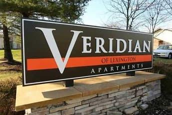 Community Signage, Veridian of Lexington, 1
