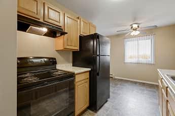 Kitchen, Northtown Village, 0