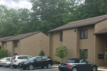 Building, Crystal Tree Apartments of Fayetteville, 2